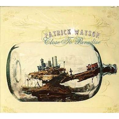 Patrick Watson CLOSE TO PARADISE CD