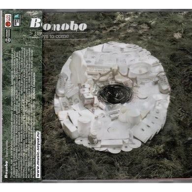 Bonobo DAYS TO COME Vinyl Record