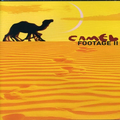 CAMEL FOOTAGE 2 DVD