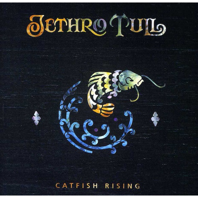 Jethro Tull CATFISH RISING CD