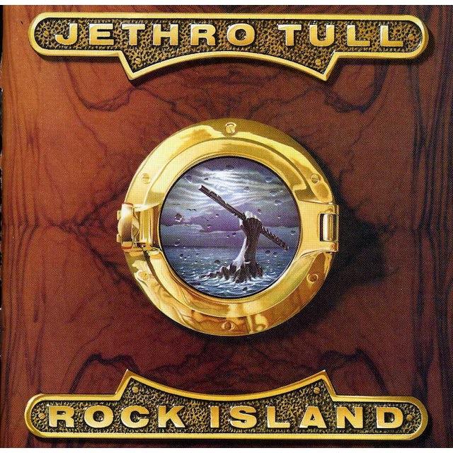 Jethro Tull ROCK ISLAND CD