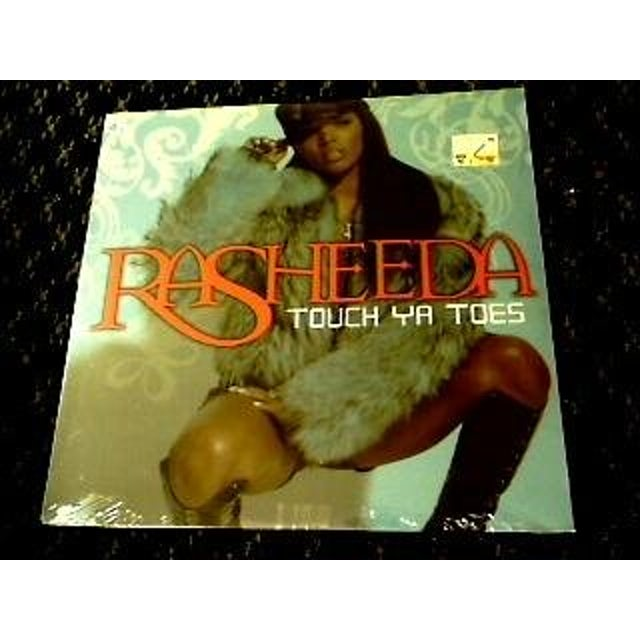 Rasheeda TOUCH YA TOES Vinyl Record