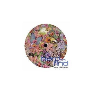 Dominik Eulberg BLUETEN SIND DEM GROSSEN SCHILLERFALTER FREMD RMX Vinyl Record