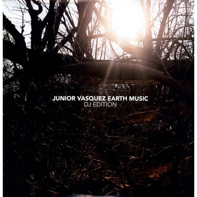 Junior Vasquez EARTH MUSIC - DJ EDITION Vinyl Record