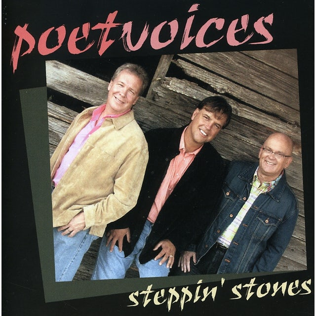 Poet Voices STEPPIN STONES CD