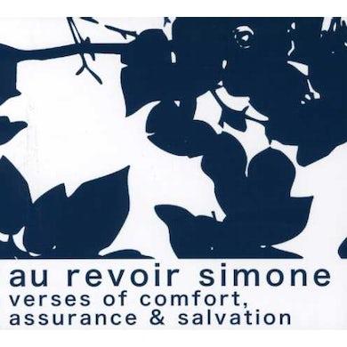 Au Revoir Simone VERSES OF COMFORT ASSURANCE & SALVATION CD