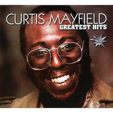 Curtis Mayfield GREATEST HITS CD