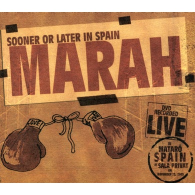 Marah SOONER OR LATER IN SPAIN CD