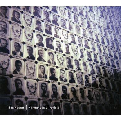 Tim Hecker HARMONY IN ULTRAVIOLET CD