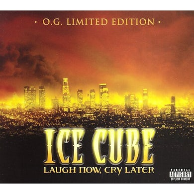 Ice Cube LAUGH NOW CRY LATER CD