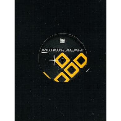Dan Berkson & James What CANTINA Vinyl Record