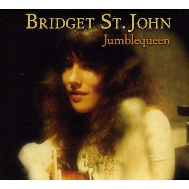 Bridget St John JUMBLEQUEEN CD