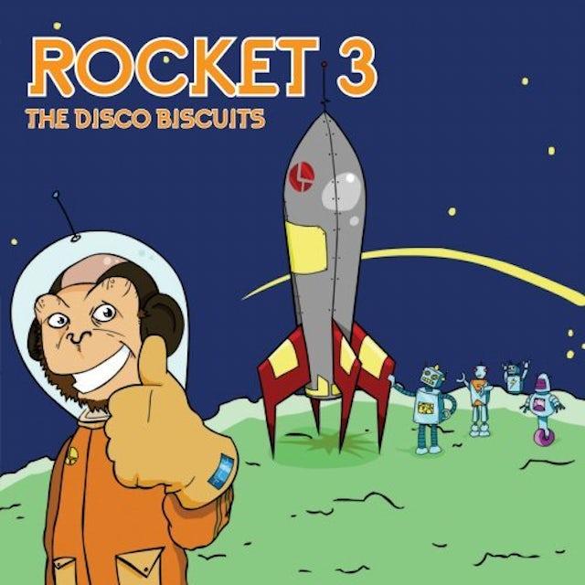 Disco Biscuits ROCKET 3 CD