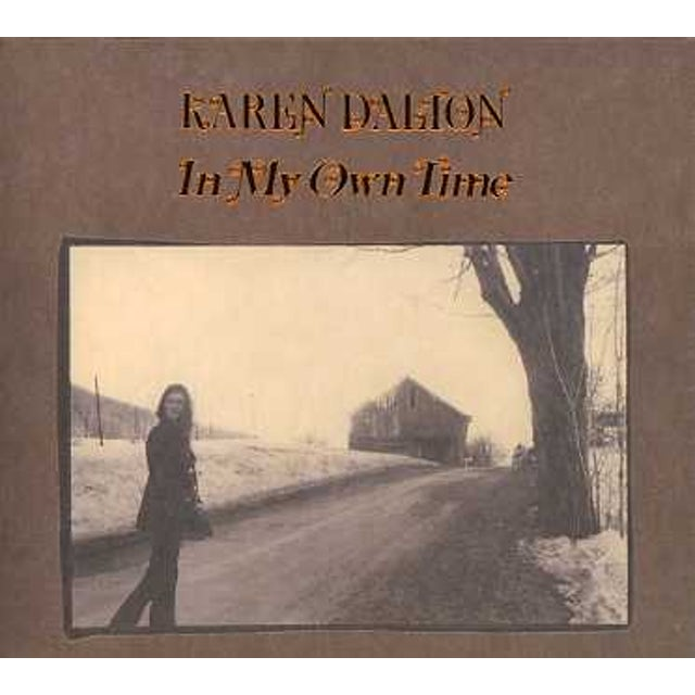 Karen Dalton IN MY OWN TIME CD