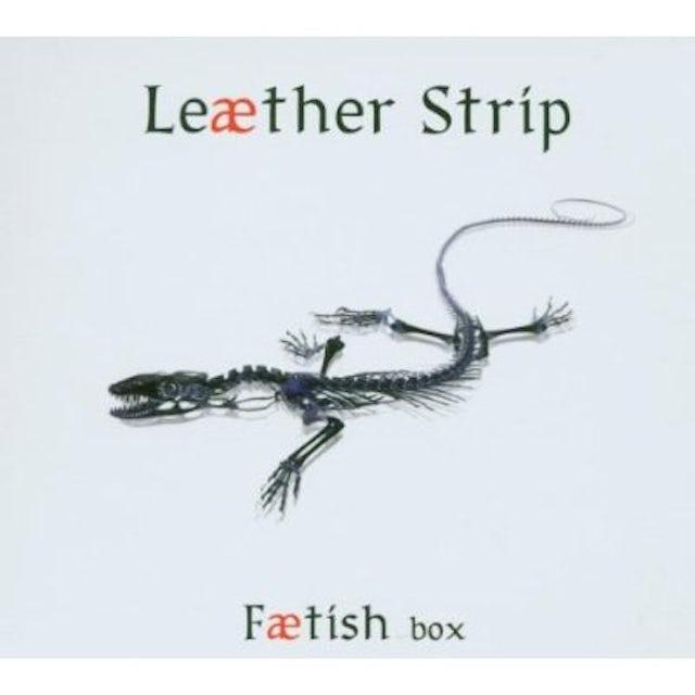 Leather Strip FAETISH CD