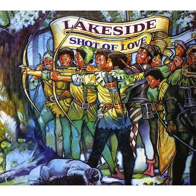 Lakeside SHOT OF LOVE CD
