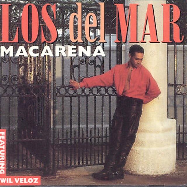 Los Del Mar MACARENA CD