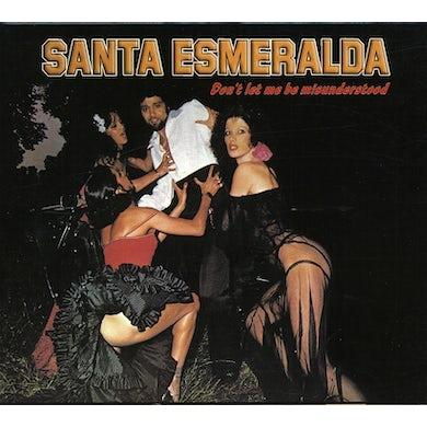 Santa Esmeralda DON'T LET ME BE MISUNDERSTOOD CD