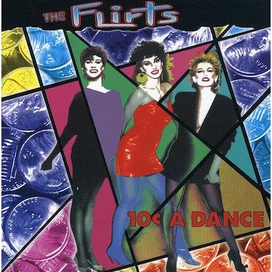 Flirts 10 CENTS A DANCE CD