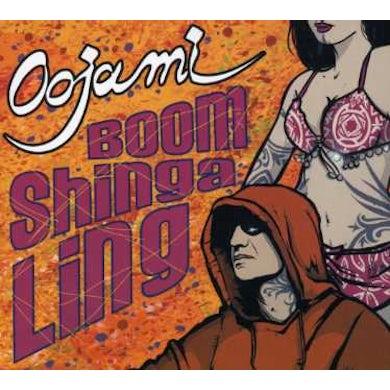 BOOM SHINGA LING CD
