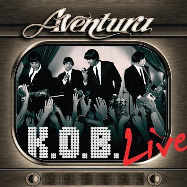 Aventura KOB LIVE CD