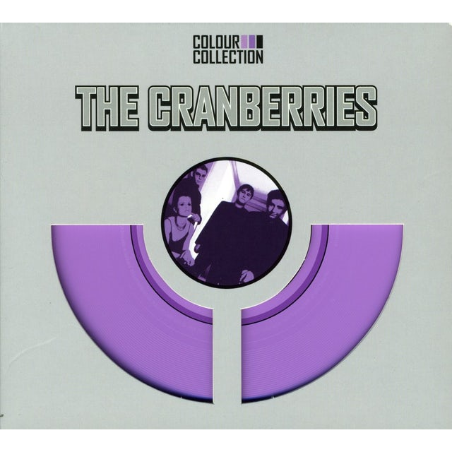 The Cranberries COLOUR COLLECTION CD