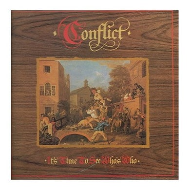 Conflict IT'S TIME TO SEE WHO'S WHO CD