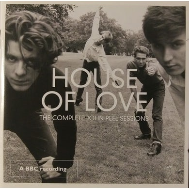 House Of Love COMPLETE JOHN PEEL SESSIONS CD