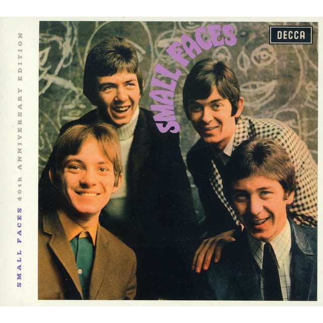 Small Faces 40 ANNIVERSARY EDITION) CD