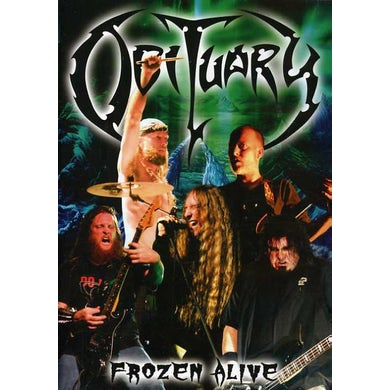 Obituary FROZEN ALIVE DVD