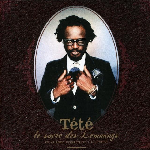 Tete SACRE DES LEMMING CD
