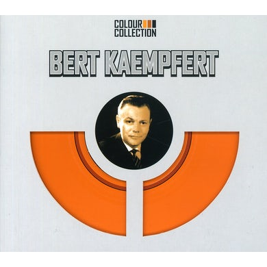 Bert Kaempfert COLOUR COLLECTION CD