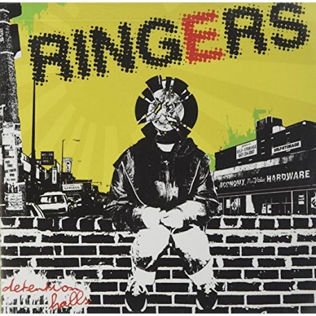 Ringers DETENTION HALLS CD