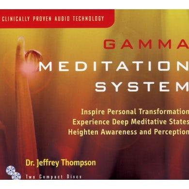 Jeffrey Thompson GAMMA MEDITATION SYSTEM CD