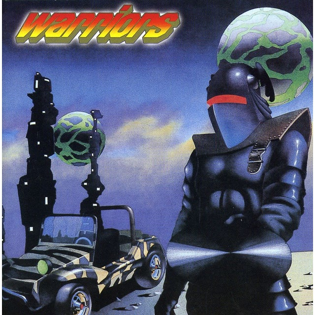 Warriors CD