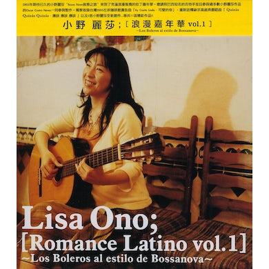 Lisa Ono ROMANCE LATINO 1 CD
