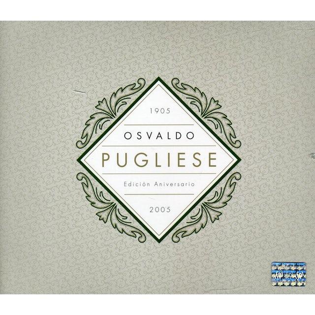Osvaldo Pugliese EDICION ANIVERSARIO: 1905-2005 CD
