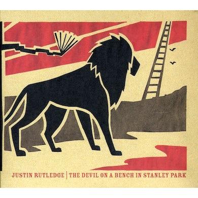 Justin Rutledge DEVIL ON BENCH IN STANLEY PARK CD