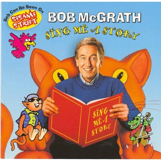 Bob McGrath SING ME A STORY CD