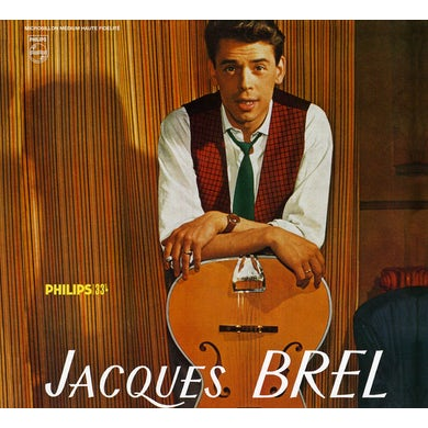 Jacques Brel AU PRINTEMPS CD