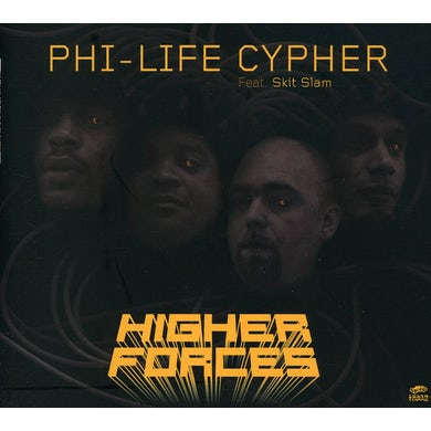 HIGHER FORCES CD