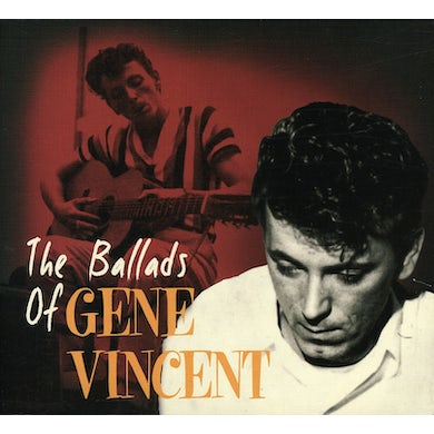 BALLADS OF GENE VINCENT CD