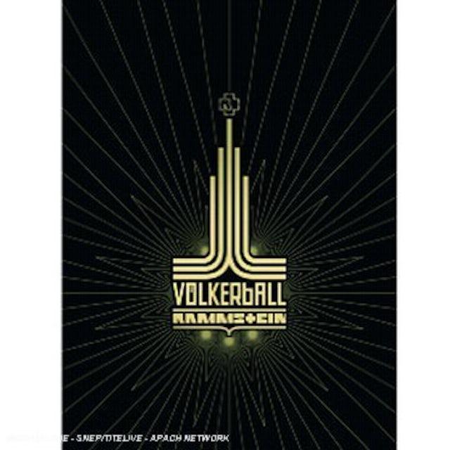 Rammstein VOLKERBALL CD