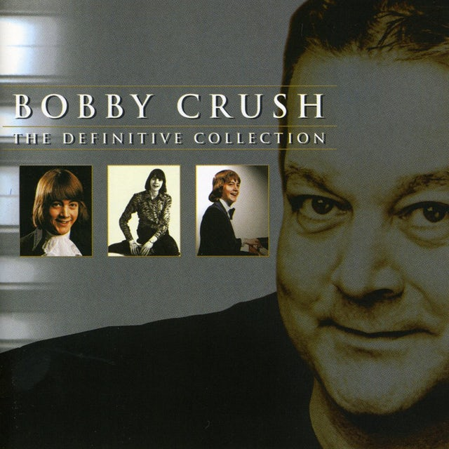 Bobby Crush DEFINITIVE COLLECTION CD