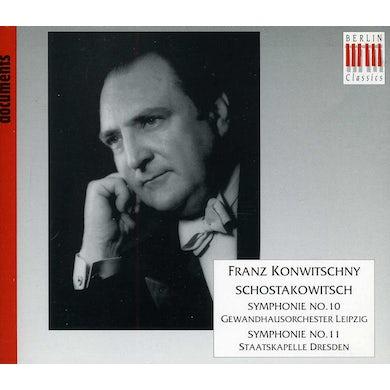 Shostakovich SYMPHONIES 10 11 CD
