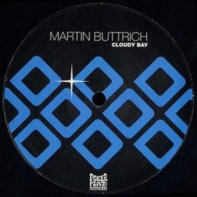 Martin Buttrich CLOUDY BAY Vinyl Record