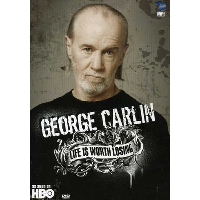 George Carlin LIFE IS WORTH LOSING DVD