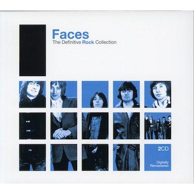 Faces DEFINITIVE ROCK CD