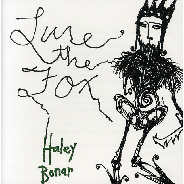 Haley Bonar LURE THE FOX CD