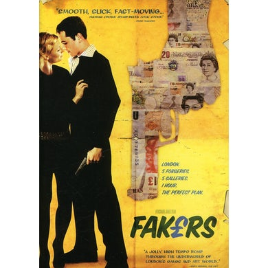 FAKERS (2004) DVD